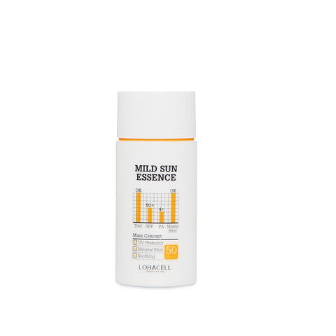 [LOHACELL] Mild Sun Essence SPF50+ PA++++ 60g / 2oz K-beauty - BEST BEAUTIP