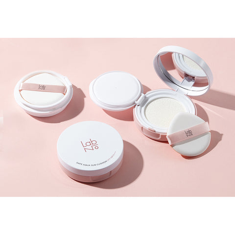 [LabNo] 4SP Safe Aqua Sun Cushion 12g with refill SPF48 PA+++ K-beauty - BEST BEAUTIP