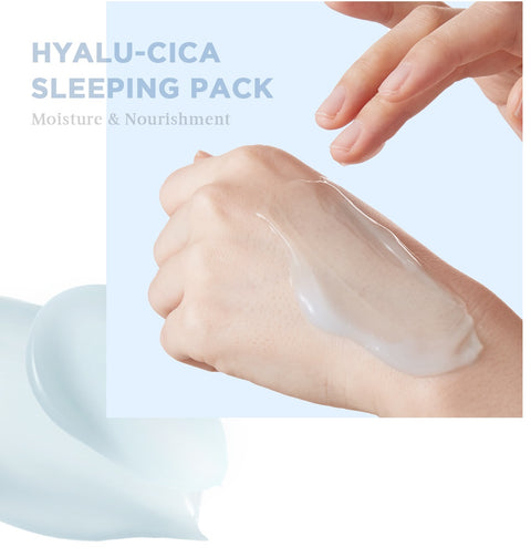 [SKIN1004] Madagascar Centella Hyalu-cica Sleeping Pack 100ml / 3.38 fl.oz K-beauty - BEST BEAUTIP