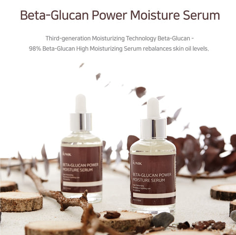 [IUNIK] Beta Glucan Power Moisture Serum 50ml / 1.7 fl.lz K-beauty - BEST BEAUTIP
