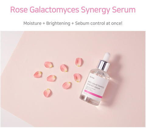 [IUNIK] Rose Galactomyces Synergy Serum 50ml / 1.71 fl.oz K-beauty - BEST BEAUTIP