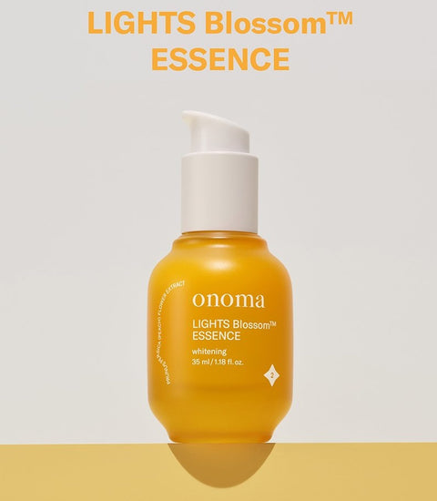 [onoma] Lights Blossom Essence Whitening 35ml / 1.18 fl.oz K-beauty