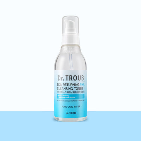 [Sidmool] Dr.troub Skin Returning PHA Cleansing Toner 200ml / 6.76oz K-beauty - BEST BEAUTIP
