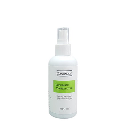 [theraderm] Cucumber Toning Lotion 140ml / 4.73oz for Combination Skin K-beauty - BEST BEAUTIP