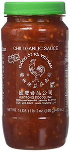 HF CHILI GARLIC SAUCE 18OZ