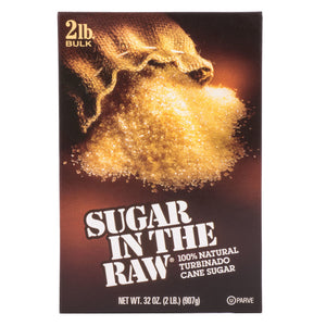 SUGAR IN THE RAW 2LB
