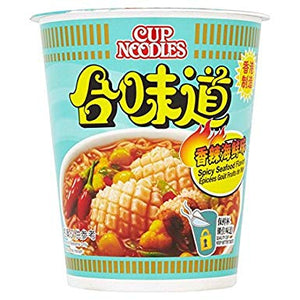 NISSIN SPICY SEAFOOD 81505110