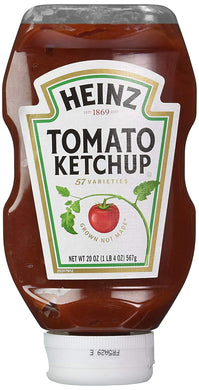 HEINZ KETCHUP EASY SQUEEZE 20 OZ