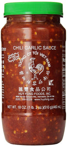 HF CHILI GARLIC SAUCE 21105