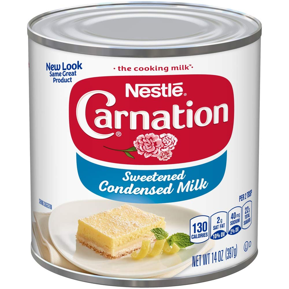 CARNATION SWEETENED CONDEDNSED MILK 14 OZ