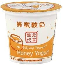 BEIJING YOGURT HONEY