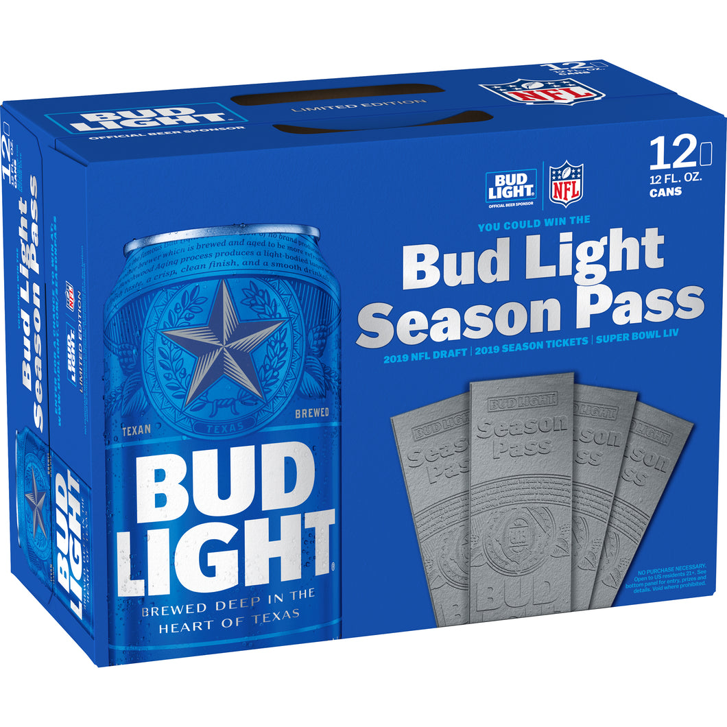 BUD LITE 12 CAN 018000