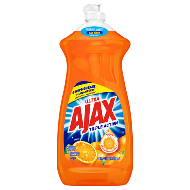 AJAX DISH LIQUID ORANGE 654744