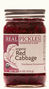ORGANIC PICKLED CABBAGE
