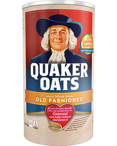 QUAKER OATS- OLD FASHION 403385