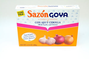 GOYA SAZON GARLIC ONION