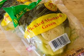 PICKLED MUSTARD GREEN