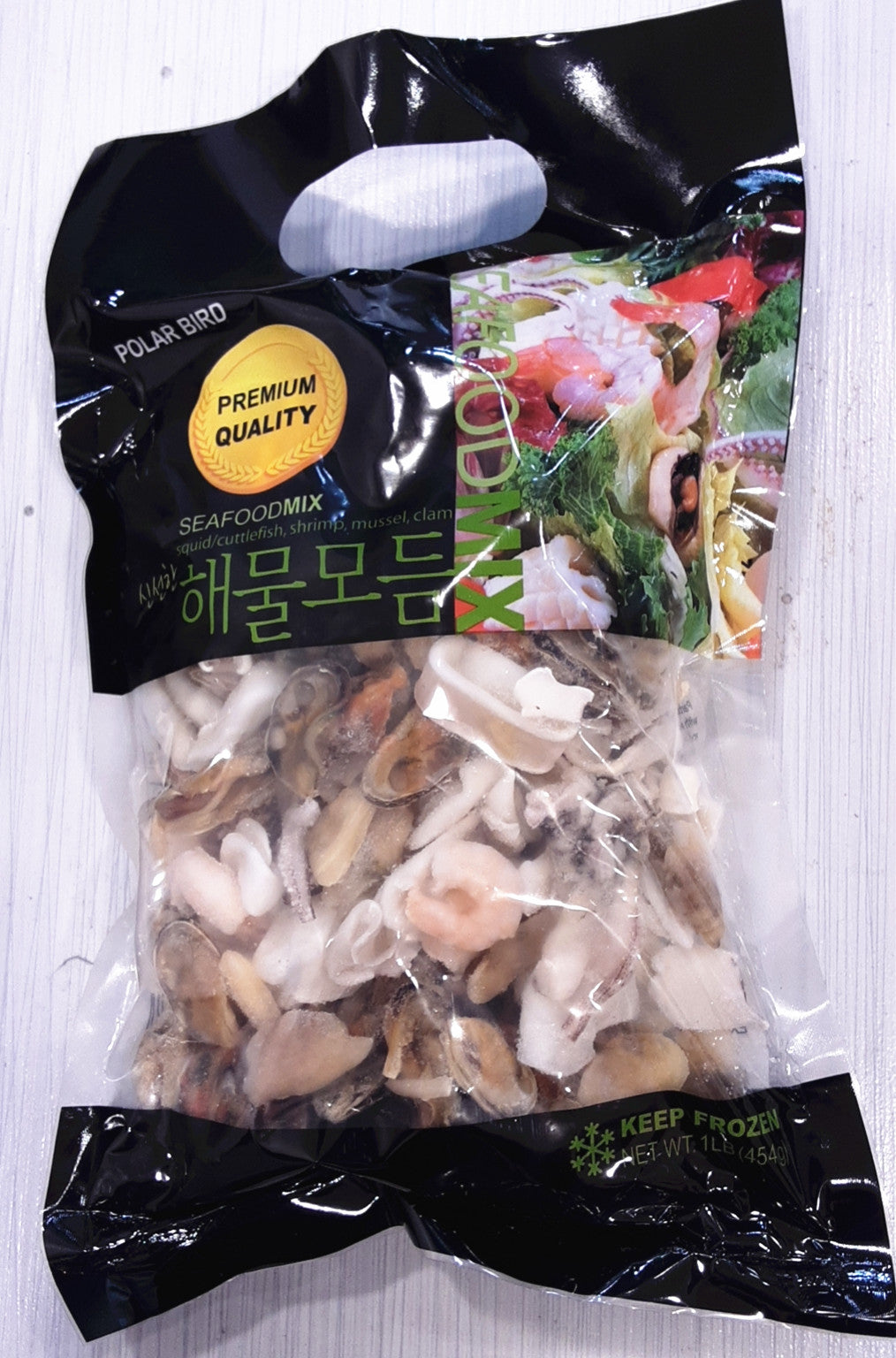 Frozen Seafood Mix 海鮮雜錦