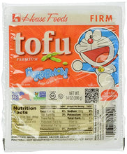 Load image into Gallery viewer, HOUSE TOFU FIRM 14 OZ