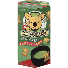 Load image into Gallery viewer, Lotte Koala's March Cookie 樂天考拉熊餅乾 家庭裝