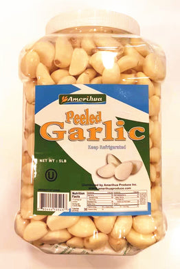 Peeled Garlic 去皮大蒜