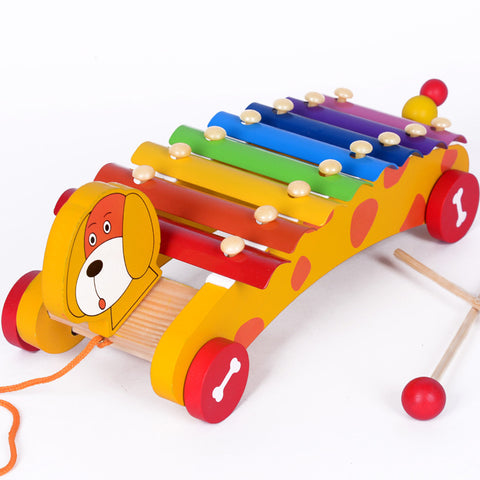Lil' Puppy Xylophone