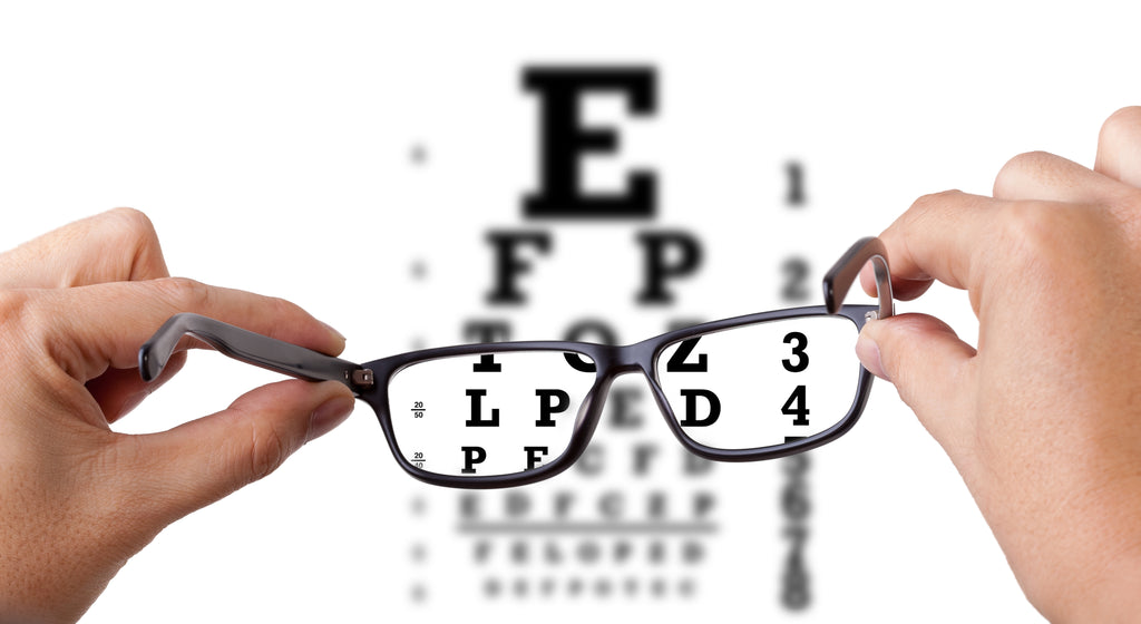 Common Errors while checking vision