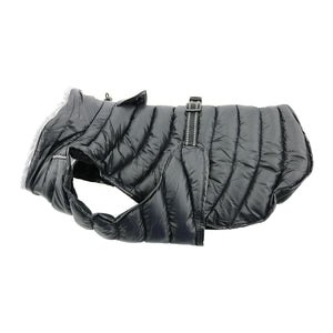 Alpine Extreme Weather Puffer Coat - Black