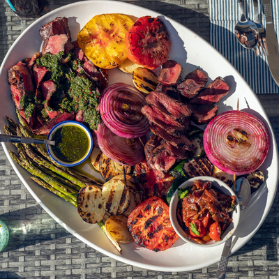 Top Grilling Ideas for Lunch from Spark