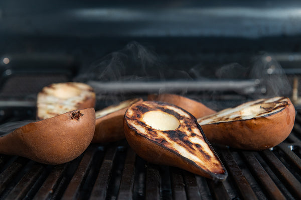 Grill Pears on the Spark