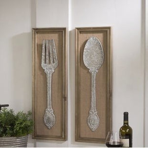 Marvelous Spoon And Fork Decor