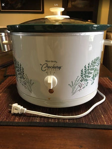 Good-Looking Large Crock Pot