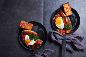 This Australian Riff on a Full English Breakfast Boasts an Unexpected Star