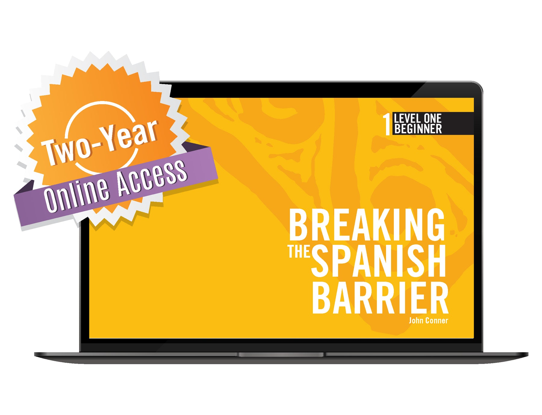 Spanish Level 1/Beginner Online Access Code (24 months)