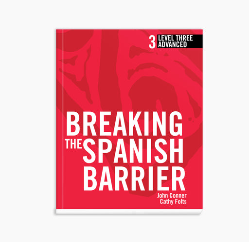 Spanish Level 3/Advanced Book (Student Edition)