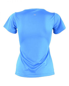 RIGHTWAY - Outréfit Round Neck Royal Blue