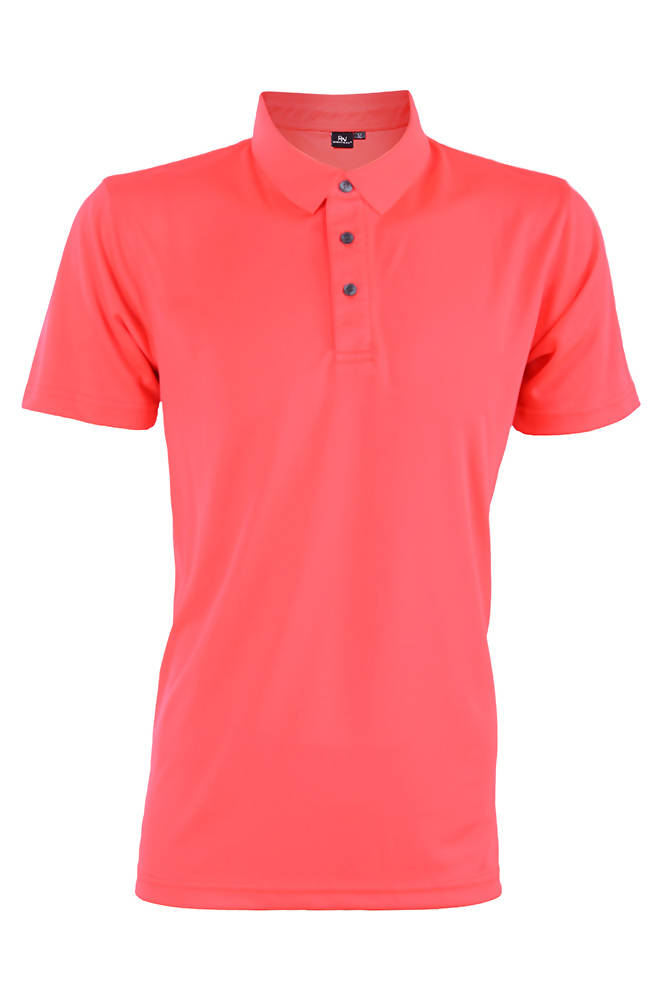 RIGHTWAY - Outréfit Reflective Design Polo Classic Red