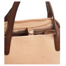 Load image into Gallery viewer, OSUKI - Elegant 12210 Leather Tote Shoulder Handbag (LIGHT BROWN)