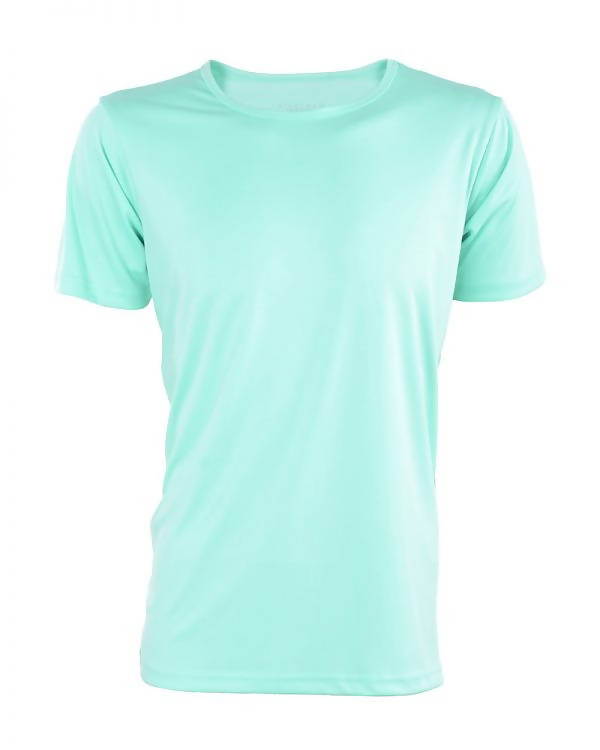 RIGHTWAY - Outré fit Round Neck Icy Mint