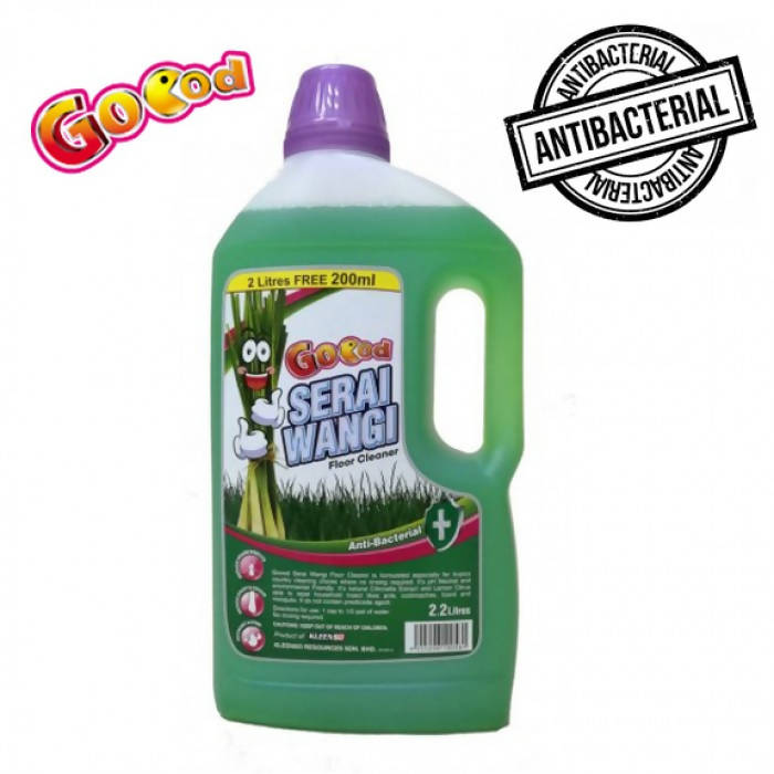 OSUKI - Goood Floor Cleaner Serai 2.2 Litre