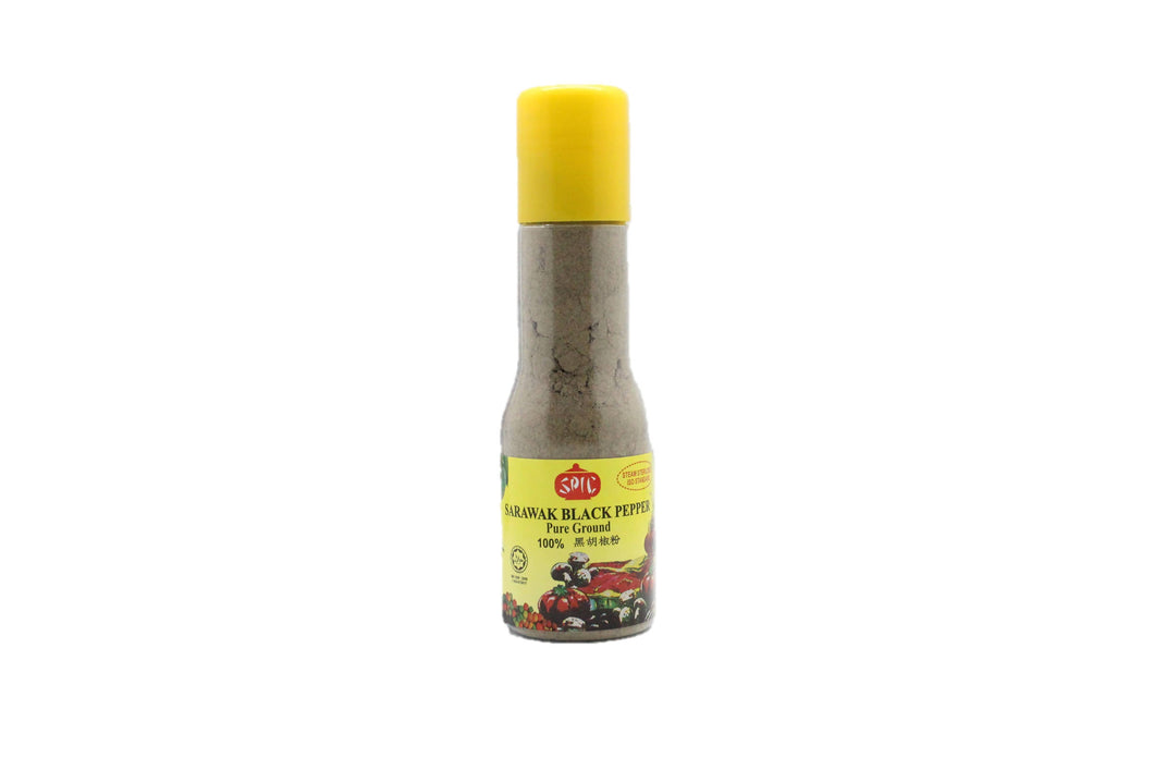 DELIFESTYLE - Sarawak Black Pepper - Pure Ground