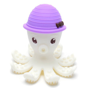 ECOPEAKS - Mombella Octopus Teether Toy