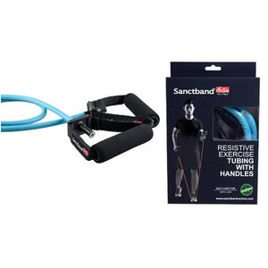PTT OUTDOOR - Sanctband Active Tubing With Handle Teal (Extra Heavy)