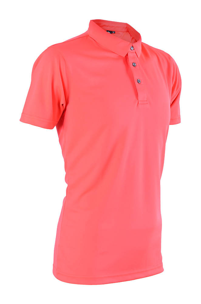 RIGHTWAY - Outréfit Reflective Design Polo - Classic Red