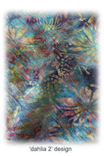 Load image into Gallery viewer, ARIZALI - Square Scarf - Dahlia2
