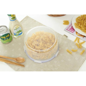 OSUKI - Transparent Food Container Set (5 UNIT / DIFFERENT SIZES)