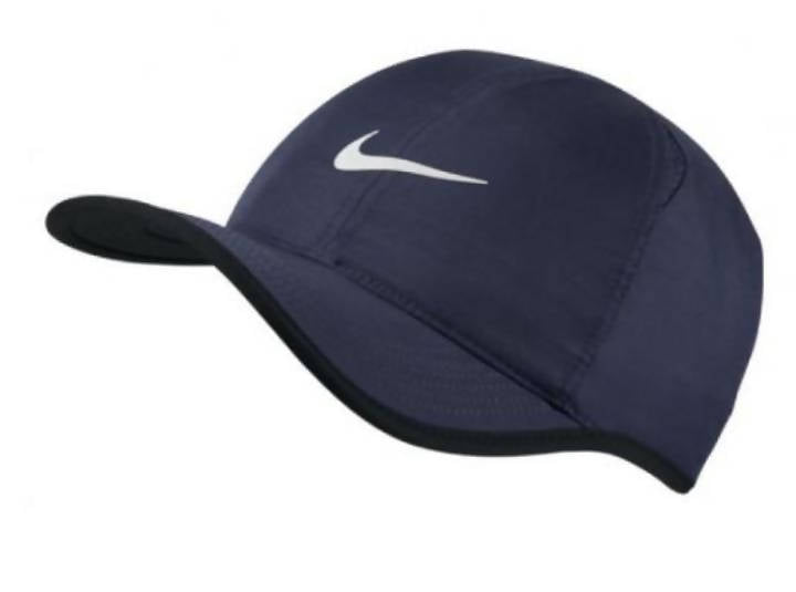 NIKE - Court Featherlight Adjustable Tennis Cap - Navy
