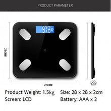 Load image into Gallery viewer, OSUKI - Weight Scale Digital Body Fat ANDROID/IOS (Free Battery)