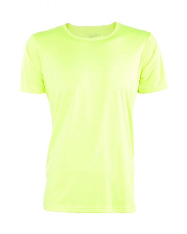 RIGHTWAY - Outré fit Round Neck Volt Green