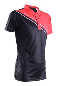 RIGHTWAY - Outréfit Reflective Design Polo Red